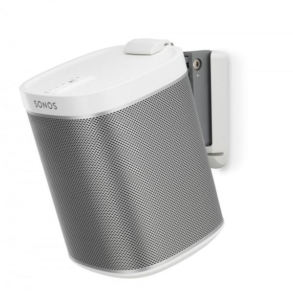 Wandhalter für Sonos PLAY:1 Stück weiß