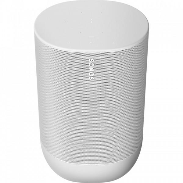 Sonos Move Smart Speaker mit Akku für großartigen Sound Weiß