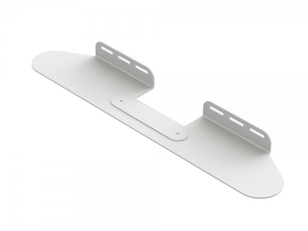 Feste Wandhalterung für Sonos Beam Weiß
