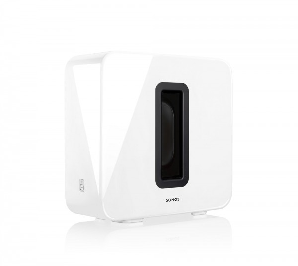 Sonos SUB Wireless Subwoofer weiß