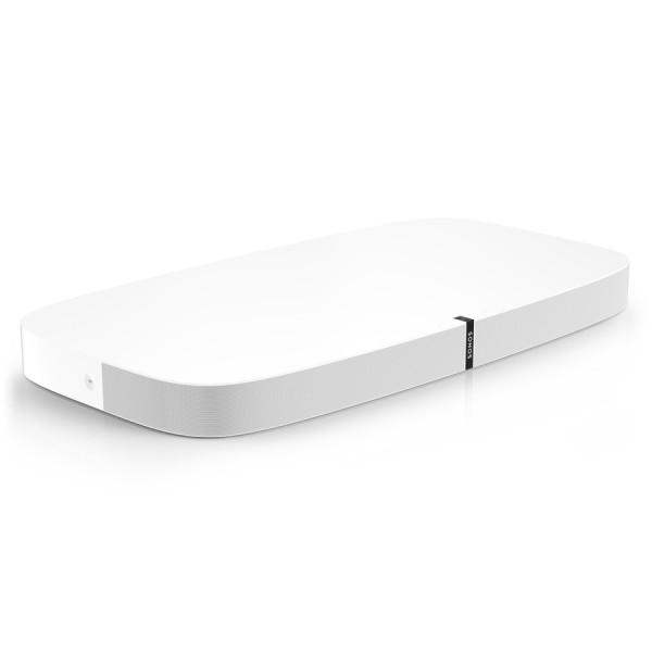 Sonos PLAYBASE Wireless Soundbase für Heimkino und Musikstreaming weiß