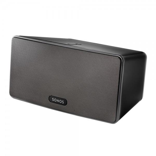 Sonos PLAY:3 wireless Speaker schwarz