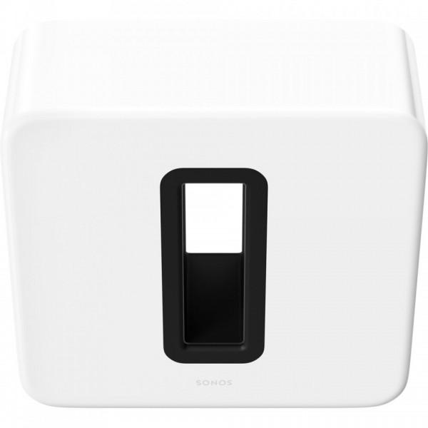 Sonos Sub Gen3 WLAN-Subwoofer für beeindruckenden Bass Weiß