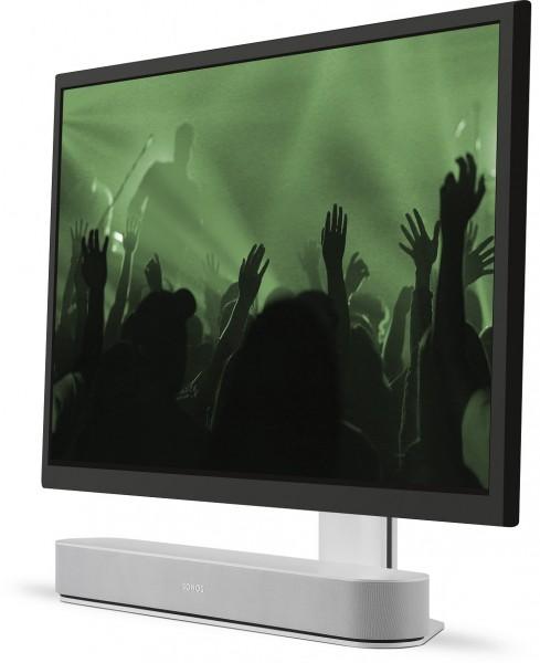 TV-Stand für Sonos Beam weiß