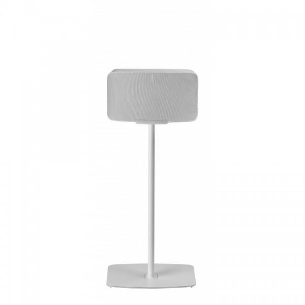 FLXS5FS1011 Standfuß für Sonos Five/Play:5 vertikal/horizontal Weiß