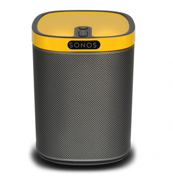 ColourPlay Folie für Sonos PLAY:1 Gelb