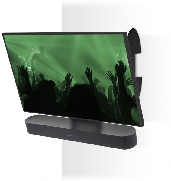 TV-Halterung beweglich für Sonos Beam