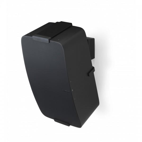 Wandhalter für Sonos Five/Play:5 Gen2 vertikal schwarz