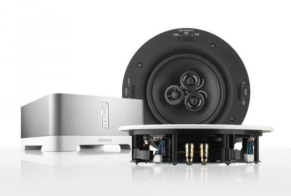 Sonos Connect:Amp + 2x FLXCS65X3 Bundle