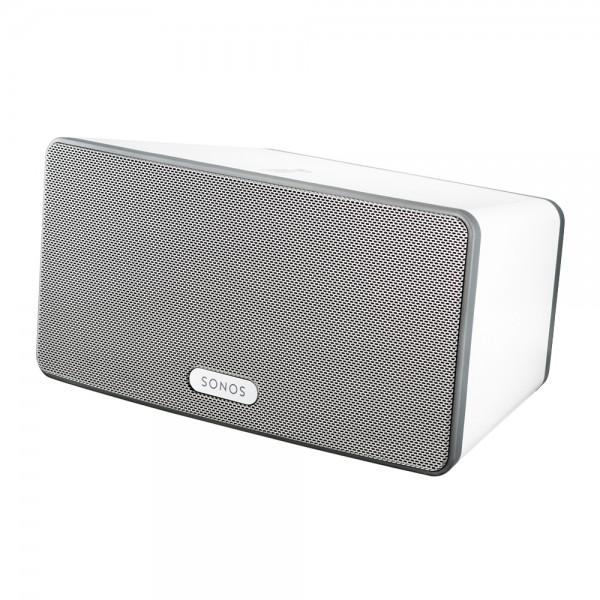 Sonos PLAY:3 wireless Speaker weiß