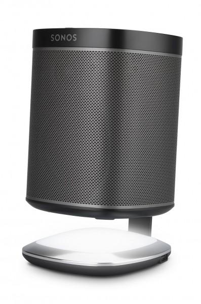 Leuchtender DeskStand für Sonos PLAY:1 schwarz