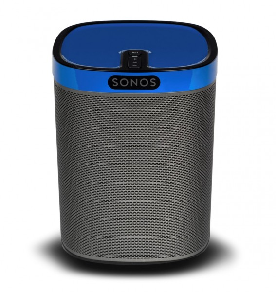 ColourPlay Folie für Sonos PLAY:1 Blau