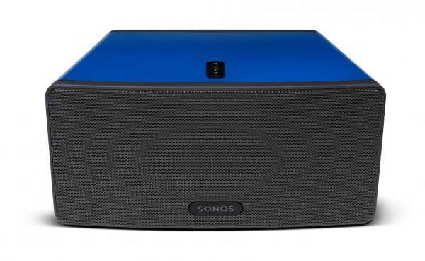 ColourPlay Folie für Sonos PLAY:3 Blau