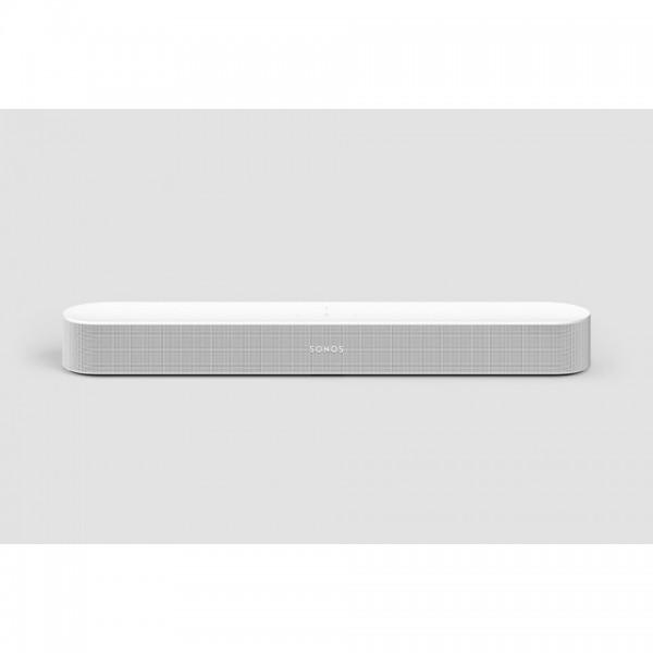 Sonos Beam (Gen2) Smart Soundbar mit Amazon Alexa Sprachsteuerung Weiß