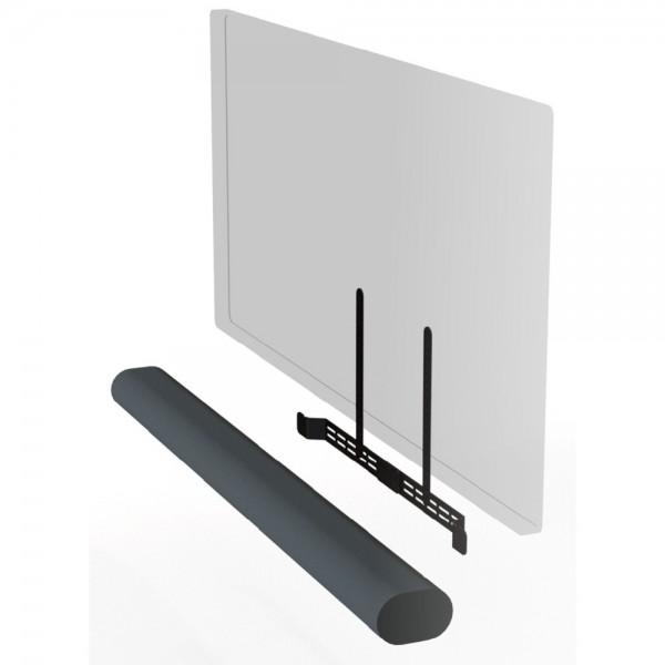 Flexson FLXSARTV1021 TV-Halter für Sonos Arc Schwarz