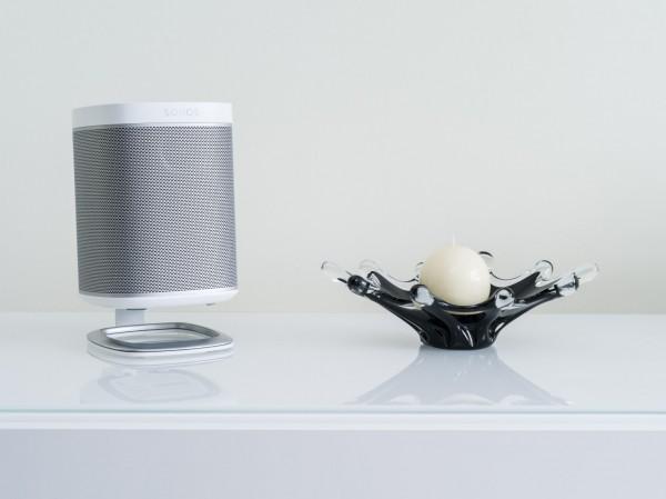Desk Stand für Sonos PLAY:1 weiß