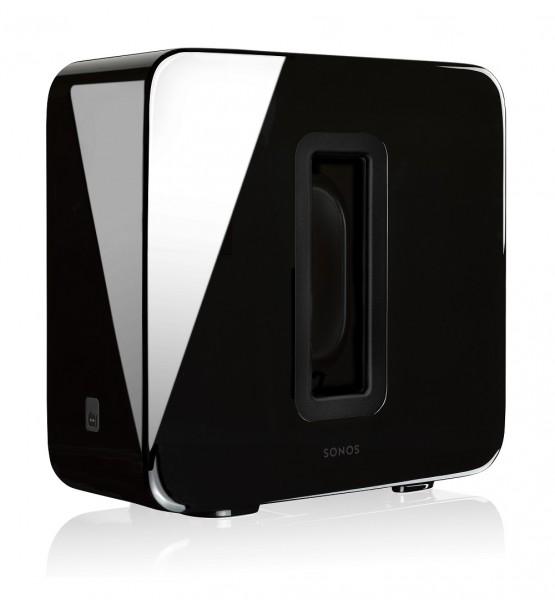 Sonos SUB Wireless Subwoofer schwarz