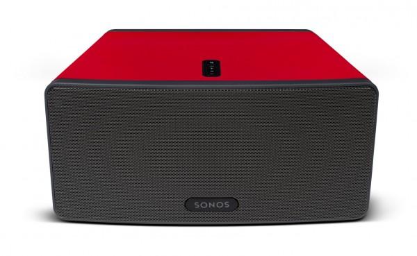 ColourPlay Folie für Sonos PLAY:3 Rot